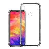 Xiaomi Redmi 7A Transparant Bumper Hoesje - Clear Case Cove…
