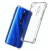 Xiaomi Redmi 8 Transparant Bumper Hoesje - Clear Case Cover…