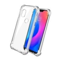 Xiaomi Redmi 6 Pro Transparant Bumper Hoesje - Clear Case C…