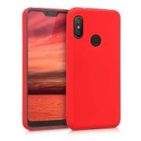 Xiaomi Mi 9 Ultraslim Silicone Hoesje TPU Case Cover Rood