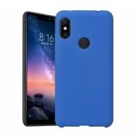 Xiaomi Mi 10 Ultraslim Silicone Hoesje TPU Case Cover Blauw