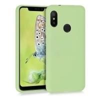 Xiaomi Mi 10 Ultraslim Silicone Hoesje TPU Case Cover Groen