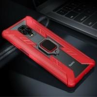 Xiaomi Mi Note 10 Hoesje  - Magnetisch Shockproof Case Cove…