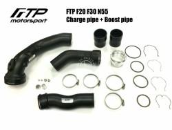 N55 BMW F2x F3x Charge pipe + boostpipe