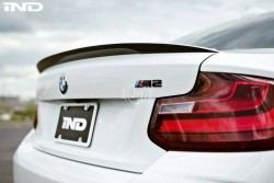 Hoogglans zwart BMW M2 logo