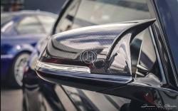Full carbon M3/M4 style spiegelkappen
