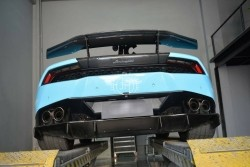 Carbon diffuser Lamborghini Huracan