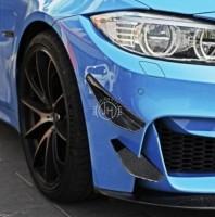Carbon GT4 canards BMW F80 F82 F83 M3 M4