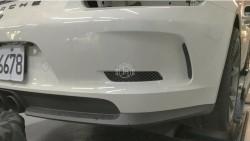 Porsche GT3 (RS) Reflector delete kit