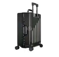 Carbon handbagage reiskoffer trolley