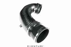 Eventuri Audi RS3 8V / TTRS 8S CARBON TURBO INLET