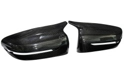 Carbon M style spiegelkappen BMW 5 Serie G30 G31