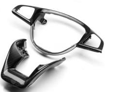 Mercedes AMG Carbon stuurwiel inleg