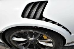 Porsche 911 991.1 GT3 RS Carbon louvres