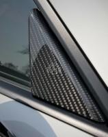 Porsche 991 981 718 carbon driehoek spiegelbinnenkant