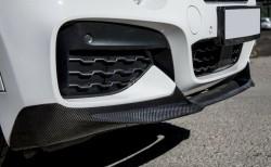 BMW X6 F16 carbon voorlip splitter