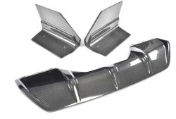 BMW X6 F16 Carbon diffuser