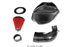 Eventuri BMW G20 G21 M340i B58 carbon air intake