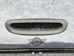 Forged carbon air scoop Mini Cooper F56 GP3