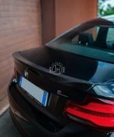 carbon kofferbak spoiler lip BMW F87 M2 M2C