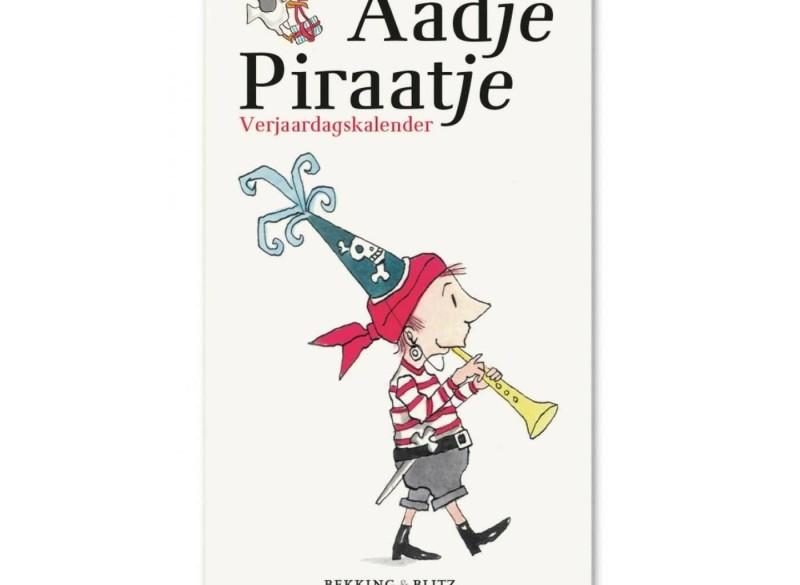Verjaardagskalender, Aadje Piraatje - Sieb Posthuma