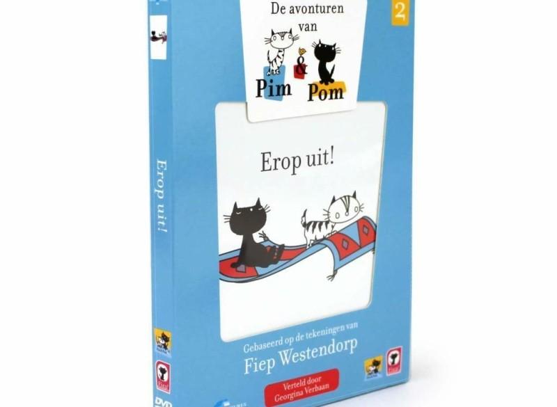DVD - Pim & Pom Deel 2: 'Erop uit!'