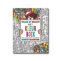 Waar is Wally? - Het Kleurboek