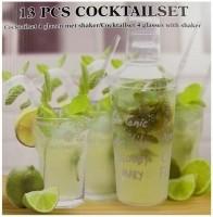 Cuisine Performance cocktailset- inclusief shaker  Alleen d…