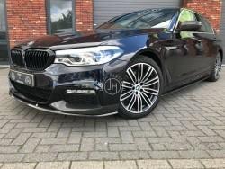 Carbon voorlip BMW 5 Serie G30 G31