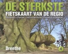 Fietskaart 4 De sterkste fietskaart van Drenthe