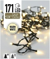 Easy Setup Kerstboomverlichting 171 LED's warm wit  Alleen…
