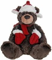 Pluche kerstbeer - 30cm  Alleen deze week 10% extra korting