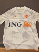 Pre match shirt Nederland 2020 Nike €30   2 mnd oud