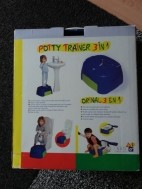 Patty trainer 3 in1