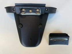 Achterspatbord Mat Zwart RSO Sense/Riva/VX50/ Vespa-look