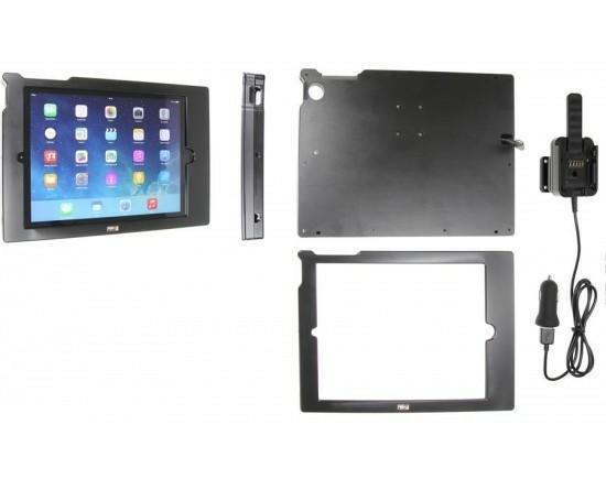 Brodit h/l Apple iPad Air/ 2017 USB sig.- heavy duty tough