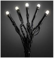 Lichtsnoer 80 Micro-LED's - 12.50 meter - buiten  Alleen de…