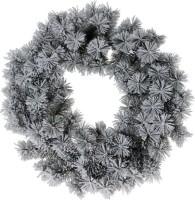 Kerstkrans - groen met sneeuw - 50 cm  Alleen deze week 10%…