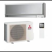 Mitsubishi WSH-EFM50Wi Zen zilver airconditioner