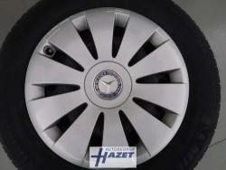 Mercedes-Benz A-klasse W176 W117 CLA velgen + zomerbanden