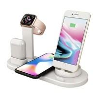 4 in 1 Oplaadstation voor Apple iPhone / iWatch / AirPods -…