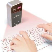 Pocket Laser Toetsenbord - Draagbaar Mini Virtueel Keyboard…