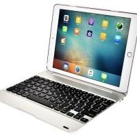 """Toetsenbord Hoes voor iPad 9.7"""" - QWERTY Multifunctionele K…"""
