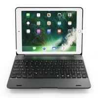 Toetsenbord Hoes voor iPad Mini 1/2/3 - QWERTY Multifunctio…