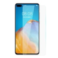 2-Pack Huawei P40 Lite Screen Protector Tempered Glass Film…