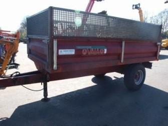 VAIA kipper 4,5 ton