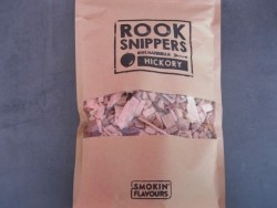 Smokin' Flavours rooksnippers hickory 1700 ml
