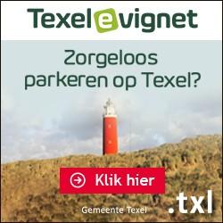 Zorgeloos parkeren op Texel