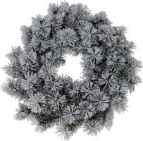 Kerstkrans - groen met sneeuw - 40 cm  Alleen deze week 10%…