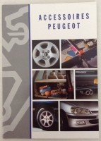 Folder - Peugeot Accessoires